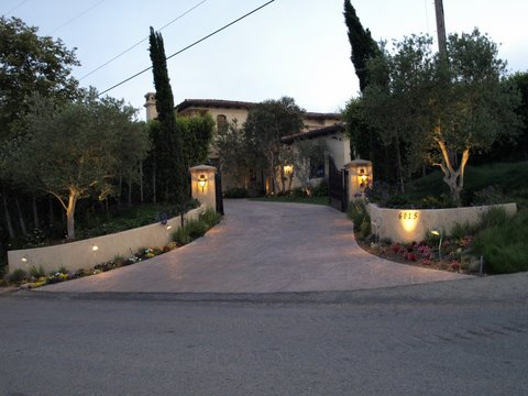 Outdoor Lighting Simi Valley
